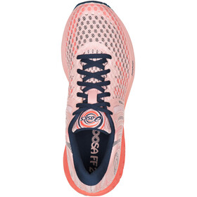 asics Noosa FF 2 Shoes Women Seashell Pink/Dark Blue/Begoni